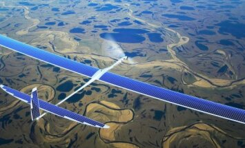 Lendab ja jagab internetti: Mark Zuckerbergi lemmikdroon tegi õnnestunud lennu