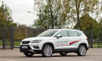 Motorsi proovisõit: Seat Ateca - selline on Hispaania Volkswagen