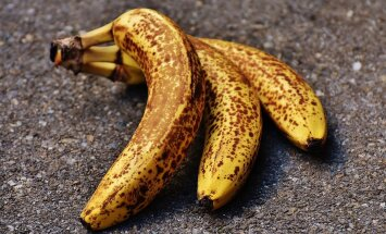Kui sellised banaanid enam sööma ei ahvatle, teadke, et need sobivad ideaalselt smuuti või küpsetiste sisse.