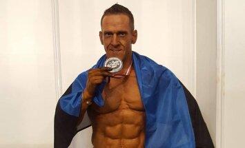 Ott Kiivikas võitis Arnold Classic Europe võistluselt hõbemedali