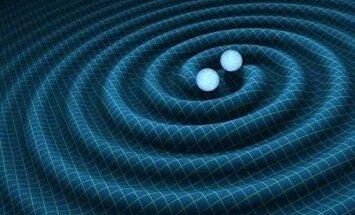 Järgmise Nobeli preemia võib juba reserveerida: kosmilisi gravitatsioonilaineid nähti esimest korda