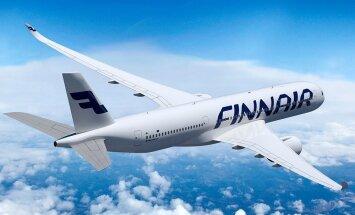Finnair hakkas müüma Aasia suuna pileteid eriti laia kerega Airbus A350 XWB pardale
