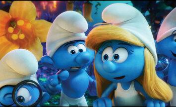 """NÄDALA TREILER: Smurfide uusim täispikk animafilm """"Smurfid: Kadunud külake"""""""