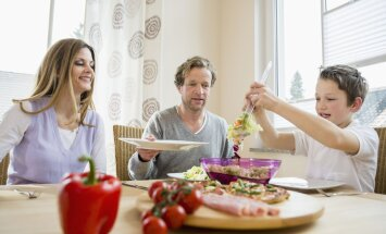 Полезный ужин: что лучше съесть вечером?