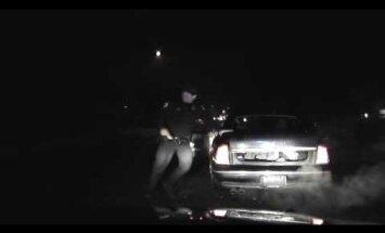 Üllatus pagasiruumist ehk USA politsei peab kõigeks valmis olema