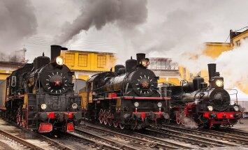 В Санкт-Петербурге открылся самый большой в Европе музей железных дорог