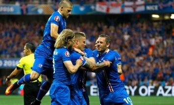 Soccer Euro 2016 England Iceland