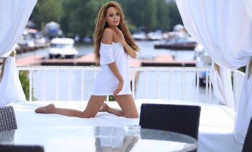 ФОТО: Калашникова вышла замуж?