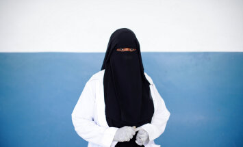В Дании запретят одежду, закрывающую лицо