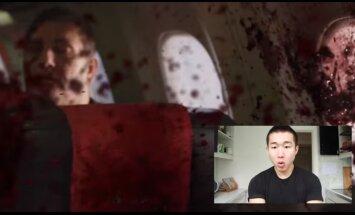 """VIDEO: Kuidas hiinlane vaatas """"Tujurikkujat"""" ja mida ta sellest arvas"""