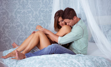 Just nii pikk peaks olema seksuaalvahekord, et naine sellest ka rõõmu tunneks