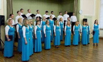 Rae Kammerkoor ja Jaan Pehk esinevad Jüri ja Türi kirikutes