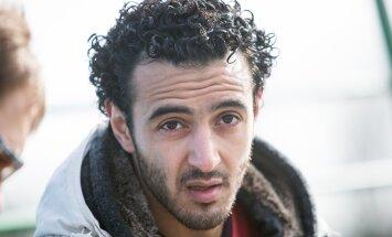 Levadia jalgpallur Omar El Husseiny