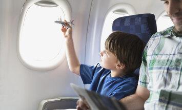 Järgmine lennufirma tekitab oma lennukitesse lastevaba tsooni