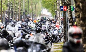 Motohooaja avamine 2016 Pärnus