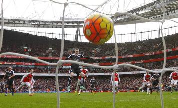Jamie Vardy  (Leicester) realiseerib penalti