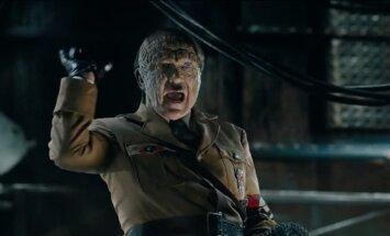 "TREILER: Natsiparoodia ""Iron Sky: The Coming Race"" toob meieni türannosaurusel ratsutava reptiil-Hitleri"