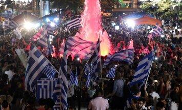 """KREEKA REFERENDUMIBLOGI: Kreekast tuli kasinusmeetmetele kindel """"EI"""". Mis saab edasi?"""