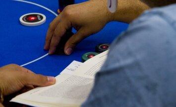 Läbi aegade suurima Saaremaa pokkeriturniiri võitis Karli Kuris
