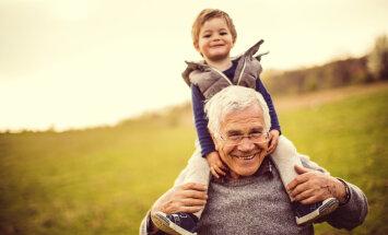 Täna on vanavanemate päev: 25 põhjust, miks lapsed vajavad ja armastavad oma vanavanemaid