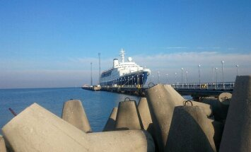 Hooaeg sai läbi: täna saabus Tallinna sadamasse viimane kruiisilaev Marco Polo