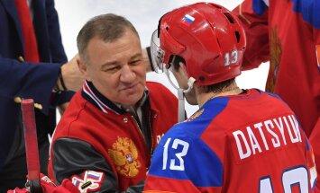Arkady Roitenberg ja Pavel Datsyuk