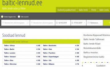 Ettevaatust: liba-Air Baltic petab eestlastelt olematute lennupiletitega raha välja
