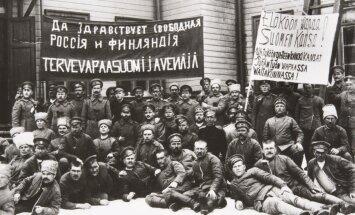 Tervitus 99-aastasele Soomele: Päewalehe põhjalik ülevaade Soome sündmustest detsembris 1917