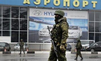 Rohelised mehikesed Krimmis