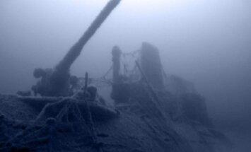 В бельгийских водах Северного моря нашли подлодку времен Первой мировой войны с погибшей командой