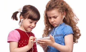 Uuring: Eesti lapsevanemad on laste nutitelefonide kasutuse osas liiga passiivsed