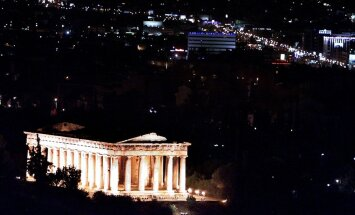 Ateena linnapuhkuse reisijuht
