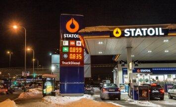 Kütuse hinnad