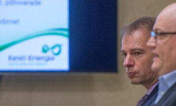 Kurvad numbrid: Eesti Energia kasum kukkus üle kahe korra, põlevkivi toodang enam kui 20 protsenti