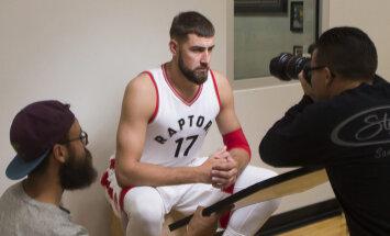 Kuulujutt: Raptors tahab Valanciunase DeMarcus Cousinsi vastu vahetada