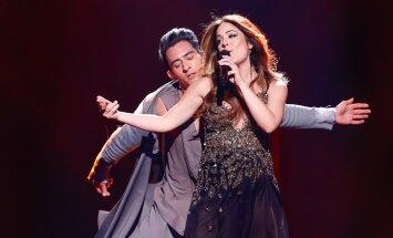Malta lauljatar Ira Losco