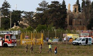 VIDEO: Maltal hukkusid lennuõnnetuses ilmselt Euroopa piiriagentuuri Frontex ametnikud