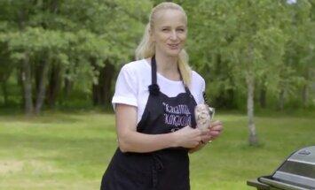 """KODUSAADE: Kalamaja Kokaklubi perenaine Mari-Liis Iloveri """"Eton mess"""" ehk suur segadus maasikatest, beseest ja vahukoorest"""