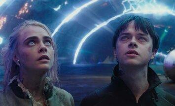 """TREILER: Luc Bessoni """"Valerian ja tuhande planeedi linn"""" kutsub sind vaatama Euroopa kallimat filmi"""