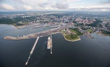 GRAAFIK: Kas Tallinna kruiisisadama tipp on kätte jõudnud ja mööda läinud?