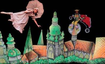 Lapsega Prahas leiab kõike: lasteteatrist lõbustuspargini