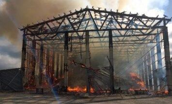 Põleng Sopimetsa külas
