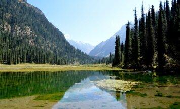 Kõrgõzstan - põhjuseta unustatud maa