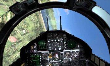 Hävitaja F-15C tegi legendaarseks selle tippklassist radar