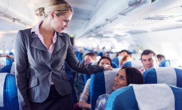 Stjuardessid paljastavad, mida nad pardale tulevate reisijate juures esimese asjana tähele panevad