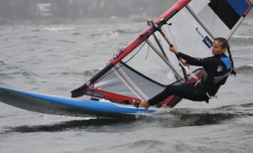 Ingrid Puusta sai RS:X MM-il 20. koha