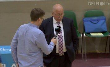 VIDEO: Kalle Klandorf: sundimine ei mõju nendele mängijatele - nad on väga laisad ja lohakad