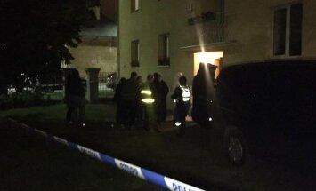 ФОТО DELFI: Подозреваемый в убийстве в Таллинне полицейский работал в отряде быстрого реагирования