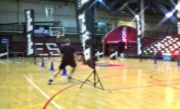 TÄHTEDE MÄNG: VIDEO: Vaata, millisel rajal hakkavad meie korvpallitähed Skills Challenge'it pidama!