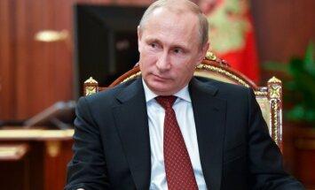 OTSE: President Putin vastab iga-aastasel pressikonverentsil ajakirjanike küsimustele